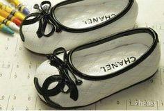 Ballerine mini Chanel