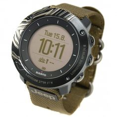 Jeep® × SUUNTO Traverse Alpha カスタムウォッチ