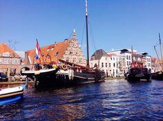Leiden (Zuid Holland, Netherlands).