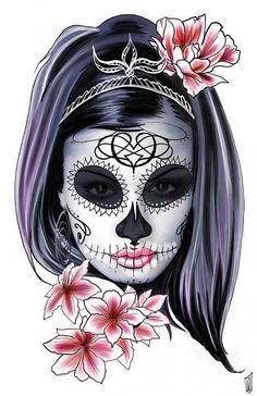 Catrina C - Retratos | Dibujando.net
