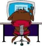 animated looney tunes gif | Taz (Tasmanian Devil) Animated Gifs