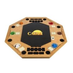 Would be cool for playing Catan