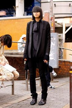 Japanese Street  Fashion 2012