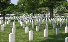 The production ofconcrete and cement, often used in tombstones and burial vaults, is a major source of carbon pollution.