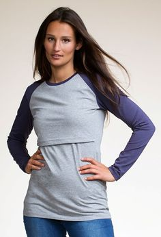 B-Warmer nursing top