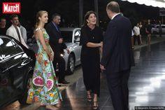 Caroline de Monaco s'est envolée pour Cuba. La princesse de Hanovre, accompagnée de son plus jeune fils Pierre Casiraghi et de l'épouse de celui-ci Beatrice Borromeo, était à la fin de la semaine dernière aux côtés des Ballets de Monte-Carlo, invités pour la clôture du festival international de théâtre de La Havane.