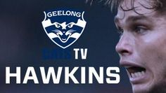My first game: Tom Hawkins - geelongcats.com. I was at this game :)