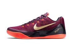 reputable site b084f afd1d Nike Kobe 9 EM