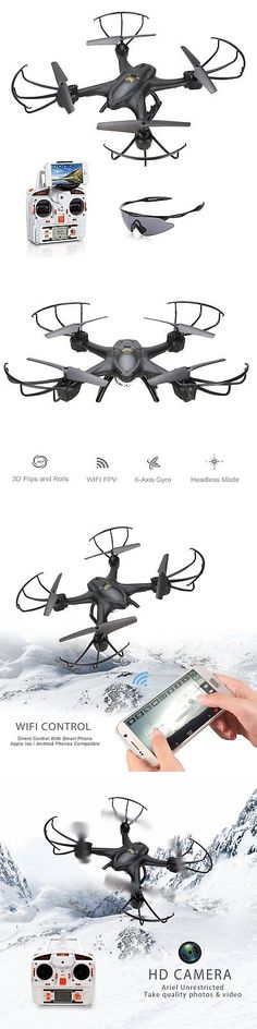 Quadcopters and Multicopters 182185: Holy Stone X400c Fpv Rc Quadcopter Drone With Wifi Camera Live Video One Key ... -> BUY IT NOW ONLY: $75.99 on eBay!