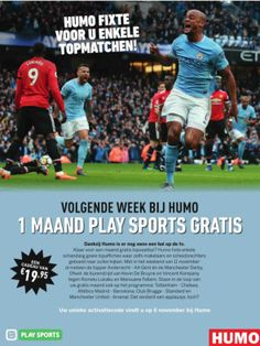 Advertentie Humo en Telenet - match fixing Ads, Magazine, Baseball Cards, Play, Sports, Pictures, Physical Exercise, Photo Illustration, Magazines
