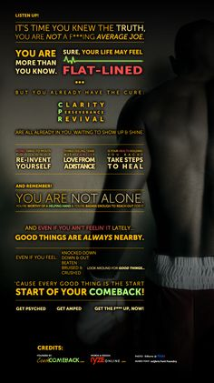 Coach Comeback Manifesto poster