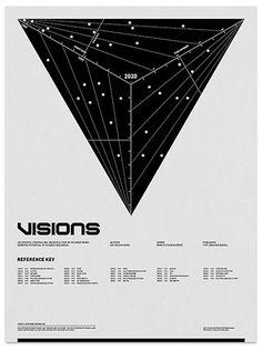 NetworkOsaka    Graphic visuzalization of the book Visions, by Michio Kaku.