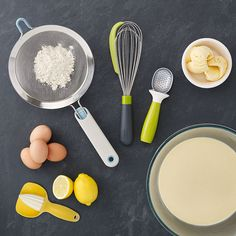 Bake a lovely cake for mum this Mother's Day with the Joseph Joseph baking range...