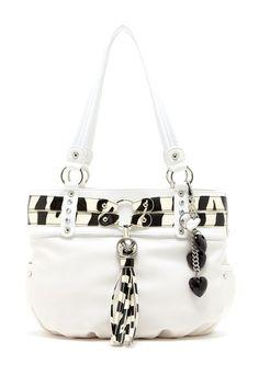 Kathy Van Zeeland Bling Belt Item Shopper Handbag by Handbags on @HauteLook