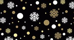 Snowflakes eBay Template FreeAuctionDesigns.com