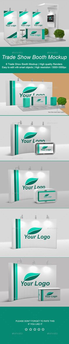 Trade Show Booth Mockup #mockup Download: http://graphicriver.net/item/trade-show-booth-mockup/11625789?ref=ksioks