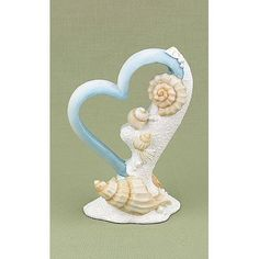 Seaside Jewel Beach Themed Cake Top ^^ Wow! I love this. Check it out now! : baking decorations