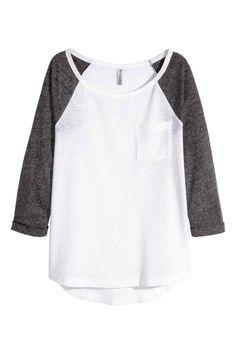 Top en jersey | H&M