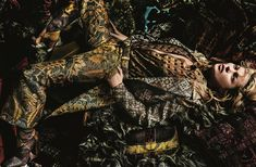 Kate Moss for Etro Fall Winter 2015.16