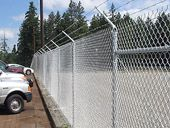 Fence Specialists - Tacoma Chain Link Fence Installation Chain Link Fence Installation, Types Of Fences, Commercial