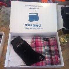 Modern Erkek Paketi