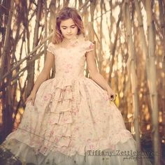 .Girls Special Occasion Dress