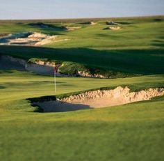 The Wine Valley Golf Course (WA) is a semi-private 18-hole course that allows public play.