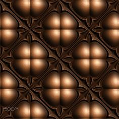 leather04054 - Brown Skin Illustrations, 3D seamless background pattern.