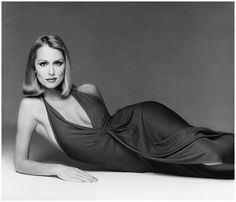 Lauren Hutton by Scavullo