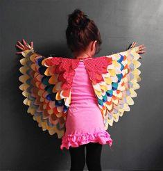 ailes de hibou...
