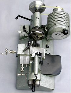 Boley F1 Lathe Diy Lathe, Lathe Tools, Woodworking Tools, Micro Lathe, Small Lathe, Vertical Milling Machine, Lathe Machine, Metal Working Tools, Old Tools