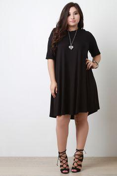 Straightforward Hot Black Fishnet Zig Zag Babydoll Sleeves 8 10 12 14 Lingerie Valentines Sexy Women's Clothing