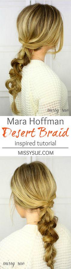 Mara Hoffman Desert Braid Tutorial