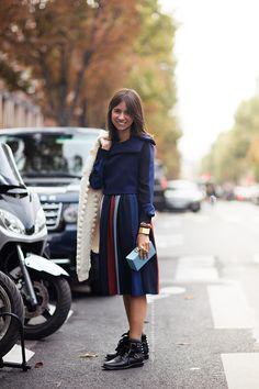 yep it was a ripper. #NatashaGoldenberg in Paris.