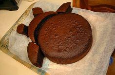 Totoro Cake! | by melpenguin