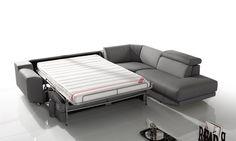 Senna sofá cama abierto / Senna open sofabed