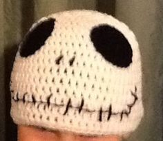 CHECK Out my shop .Halloween stuff. Jack Pumpkin inspired beanie hat by CrochetnCraftCuties on Etsy, $7.99