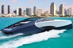 まさかの2億5000万円! ブガッティのジャグジー&暖炉つき超高級ヨット – DIGIMONO!(デジモノ!)