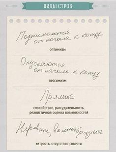 Что говорит о человеке его почерк?: News-Decent