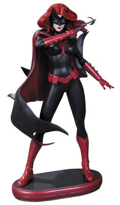 DC Comics Cover Girls Batwoman Statue - The Movie Store