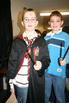 The Carver Crew: Hogwarts School of Witchcraft and Wizardry: Special Mid-Winter B-day Session