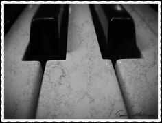 Casio keyboard transformed to an old piano in PhotoShop. Timo Hirvonen