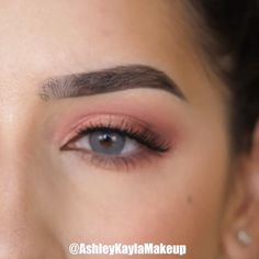 10 Fab Tutorials & Tips: Make Eye Makeup Like a Pro! Makeup 101, Makeup Goals, Love Makeup, Skin Makeup, Makeup Inspo, Makeup Inspiration, I Liner, Soft Make-up, Beauty Make-up