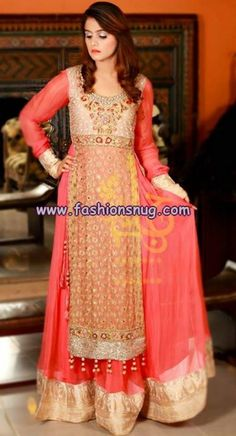 Jannat Nazir Pakistani Party Dresses 2013 For Summer | Fashion Magazine