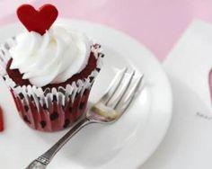 Cupcakes de la Saint-Valentin chocolat-framboise, glaçage mascarpone et citron : Savoureuse et équilibrée   Fourchette & Bikini