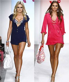 Beach Bunny Swimwear Spring 2009 Collection Review – Swimwear Never Has To Be Dull Again | Splash Magazines | Los Angeles
