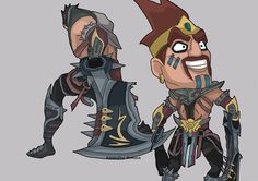 Draven League Of Legends, Film D'animation, Thriller, Anime, Fictional Characters, Photography, Cartoon Movies, Anime Music, Fantasy Characters