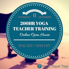 Ready to become a #yogateacher and launch a career you love? 2015 is YOUR year! Join #TeamYTT for a virtual LIVE open house and info session all about our 200HR yoga teacher training in #MEXICO May 2015! This #holiday season, invest in experience, in adventure, in yourself! Become a #kickass yoga teacher with #YogaTravelTree!  www.yogatraveltree.com/teacher-training-info #findyouryoga #willtravelforyoga #justbepresent #yogateachertraining