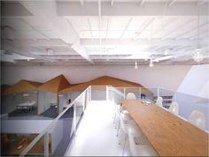 Edward Ogosta Architecture Hybrid Office Los Angeles, California, USA