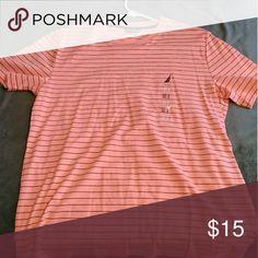 Nautica pink shirt Nautica Nautica Shirts